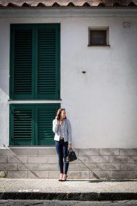 Rebecca Denise in Ischia, Italy