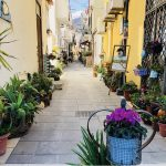 Street in Ischia, Italy by Rebecca Denise, Travel Blogger