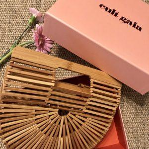 Bamboo Ark bag by Cult Gaia