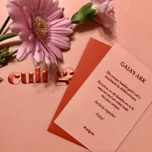 Care Card from Cult Gaia Ark Bag