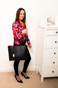 Zara Floral Multicolour Shirt