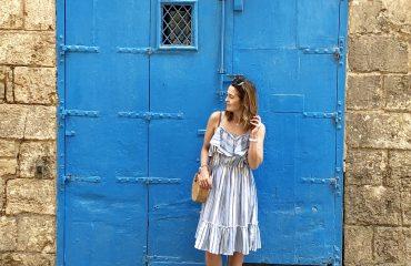Rebecca Denise in Malta