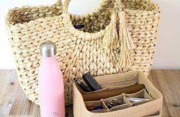 Rebecca Denise Handbag Storage and Felt Bag Insert Organiser